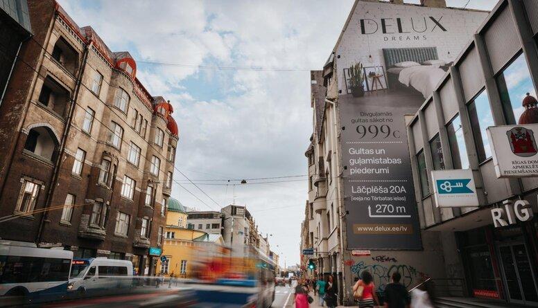 Mičerevskis: Vāroties savā sulā, neesam pamanījuši, cik Rīga palikusi nesmuka