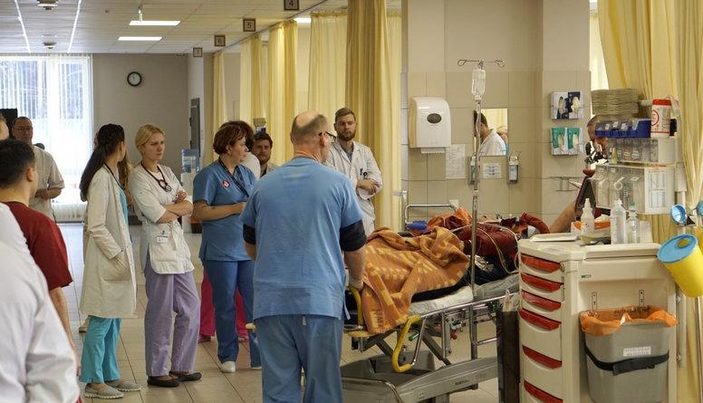 80% mūsu slimnīcu nav gatavas ārkārtas situācijām, apgalvo Ādamsons