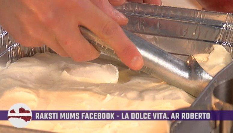 Roberto pavāršovā gatavojam saldējumu un izzinām saldējuma vēsturi!