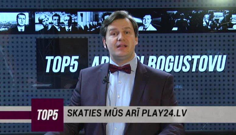 05.04.2017 Ziņu top 5