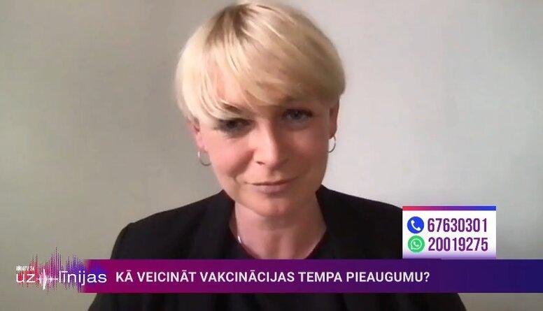 Juhņēviča: Vakcinācijas avīzes nebūs