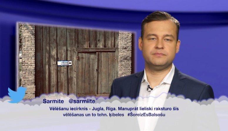 Iedzīvotāji par EP vēlēšanām