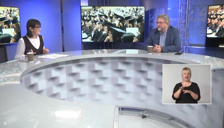 Andris Teikmanis par finansējumu augstākajai izglītībai
