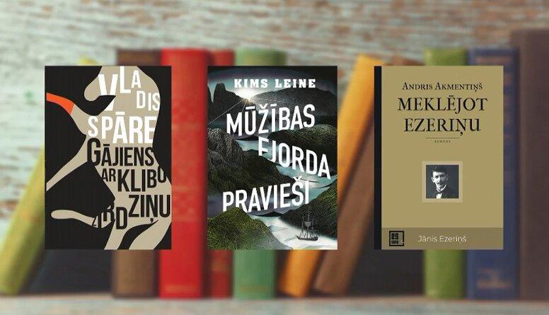 Grāmatas, ko iesaka rakstniece Vija Laganovska