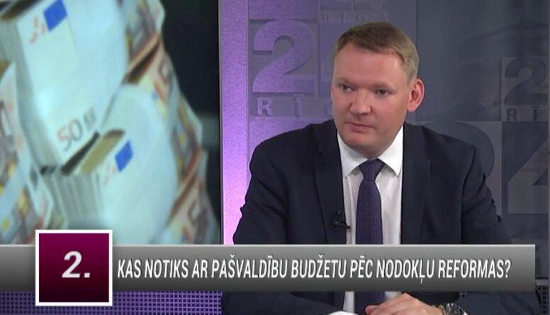 Kas notiks ar Rīgas budžetu pēc nodokļu reformas?