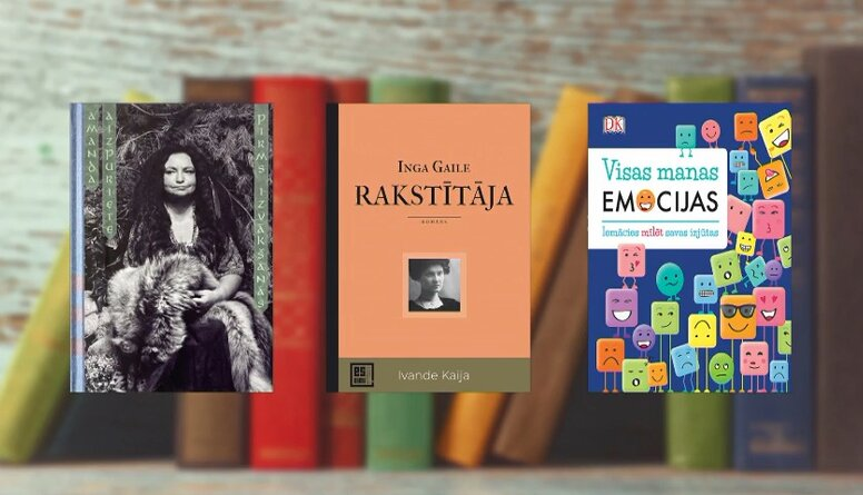 Grāmatas, ko iesaka Laura Vinogradova