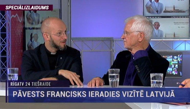 Speciālizlaidumi - Pāvesta Franciska vizīte Latvijā 3. daļa