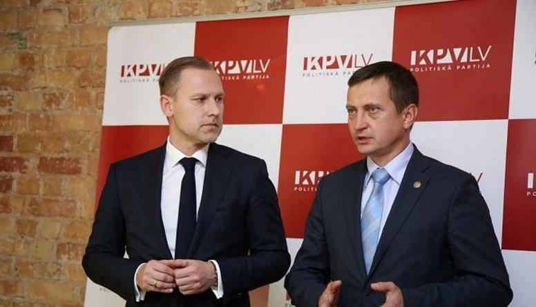 Līdz šim KPV LV un ZZS diskusijas bija konstruktīvas, norāda Tavars