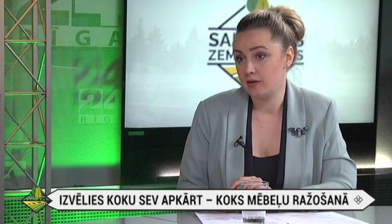 Erele: Gandrīz 80% Latvijā ražotās mēbeles tiek eksportētas
