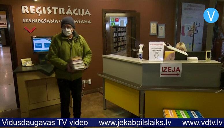 Līvānu novada Centrālā bibliotēka nodrošina klientiem vairāk iespēju