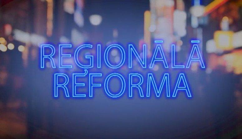Tvitersāga: Reģionālā reforma