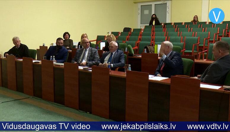 Zemgales plānošanas reģiona Attīstības padomes sēde