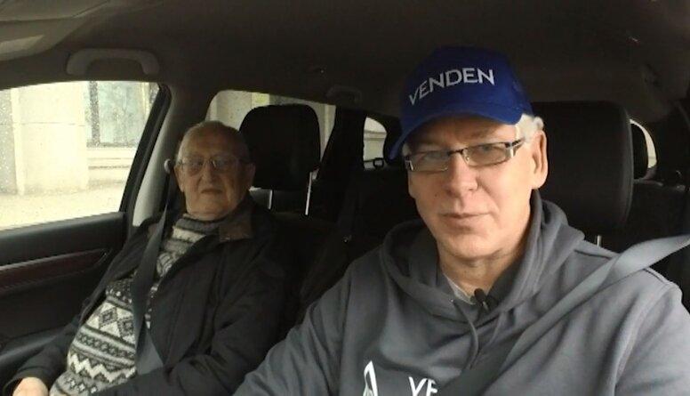 21.12.2019 Ģenerāļa stūrmaņi ar Valdi Valteru