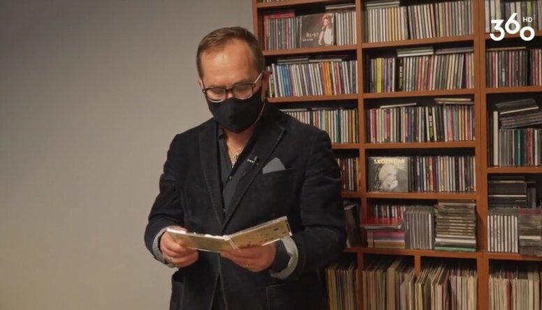 Kas interesants atrodams Guntara Rača ierakstu studijā?