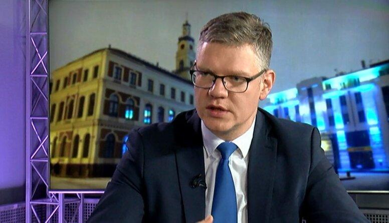 Ķirsis: Rīgā šobrīd ir korupcijas un finanšu krīze