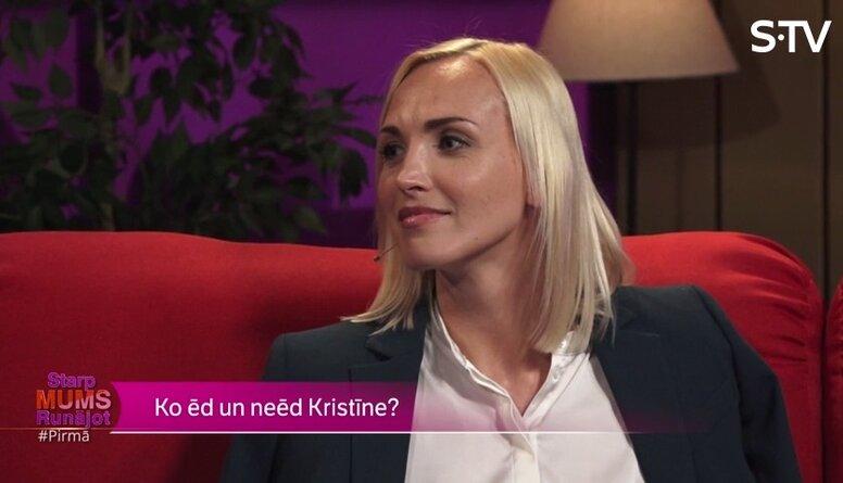 Kristīne Virsnīte par cukura atkarību un figūras saglabāšanu