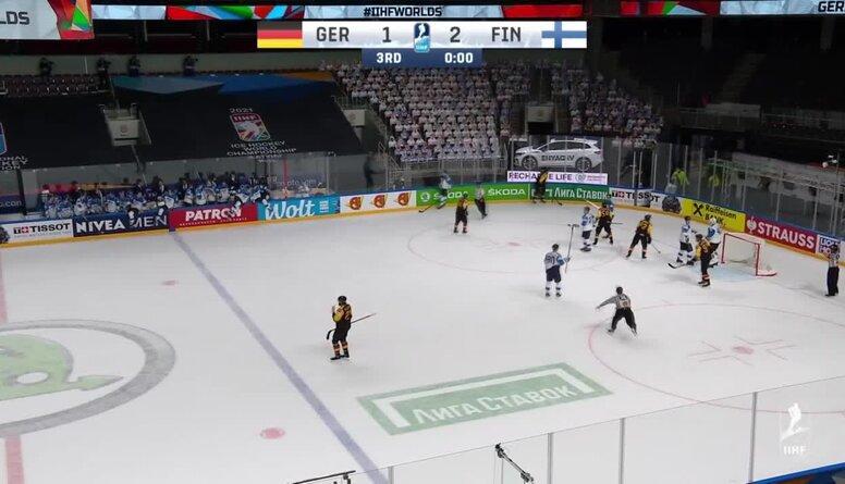 Spilgtākie momenti: Vācija pret Somiju