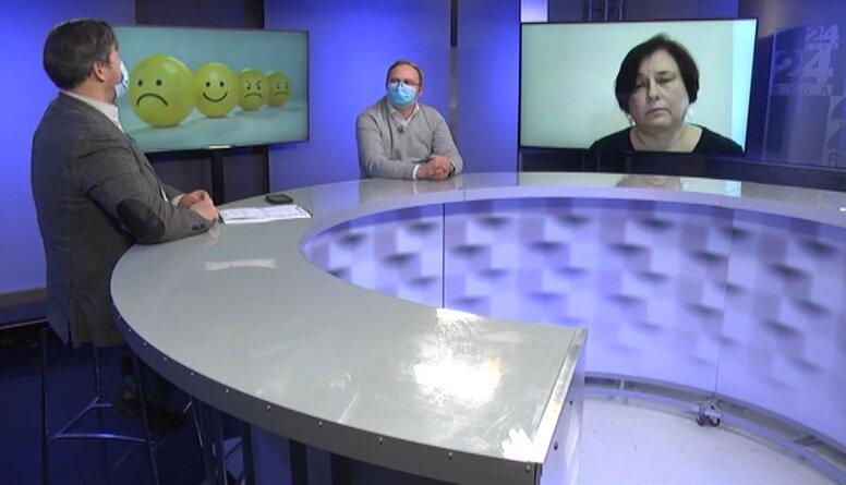 Pandēmija vai psihodēmija. Kas notiek ar sabiedrības garīgo veselību 2. daļa