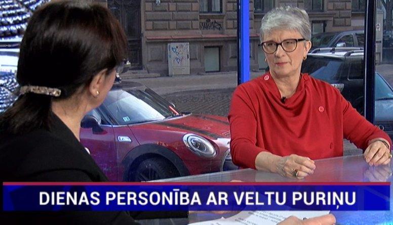 Kalniete: Neviens nav mani uzrunājis kandidatūrai Valsts prezidenta amatam
