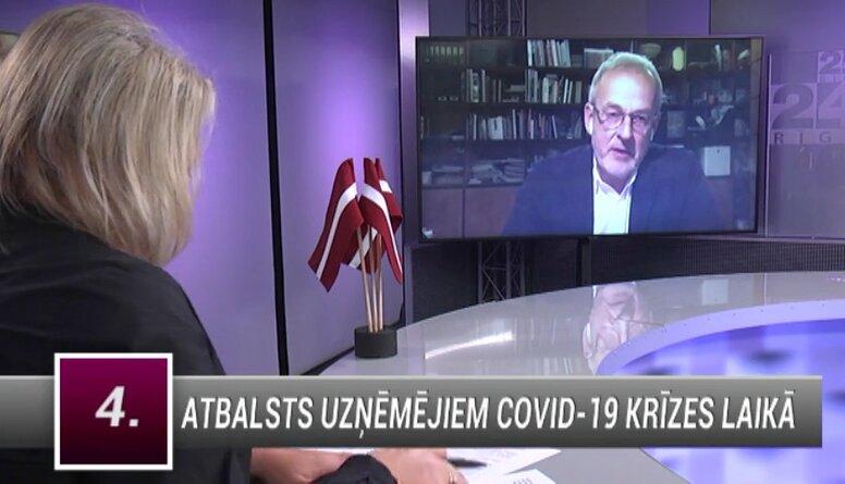 Zīle: Latvija ir pieradusi krīzes laikā taupīt. Tas ir pilnīgi pretēji tam, ko vajag darīt šobrīd