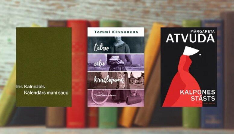 Grāmatas, ko iesaka alpīnisti Kristīne un Kristaps Liepiņi