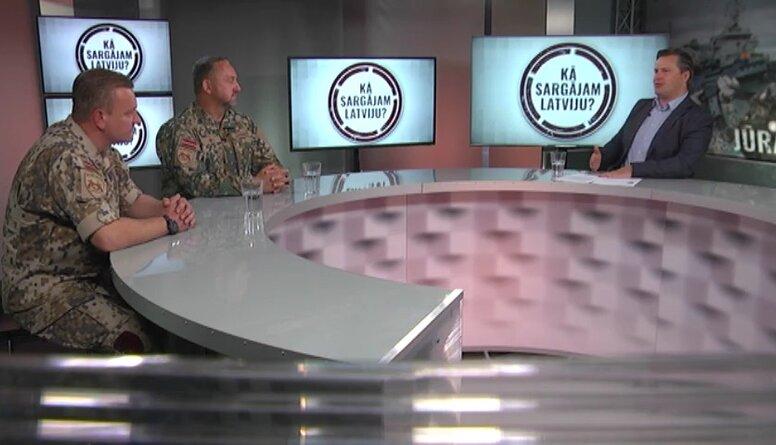 03.08.2020 Kā sargājam Latviju?