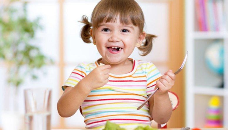 Ēšanas paradumi veidojas pirmsskolas vecumā!