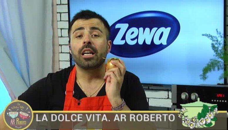 07.06.2017 La Dolce Vita. Ar Roberto 1. daļa
