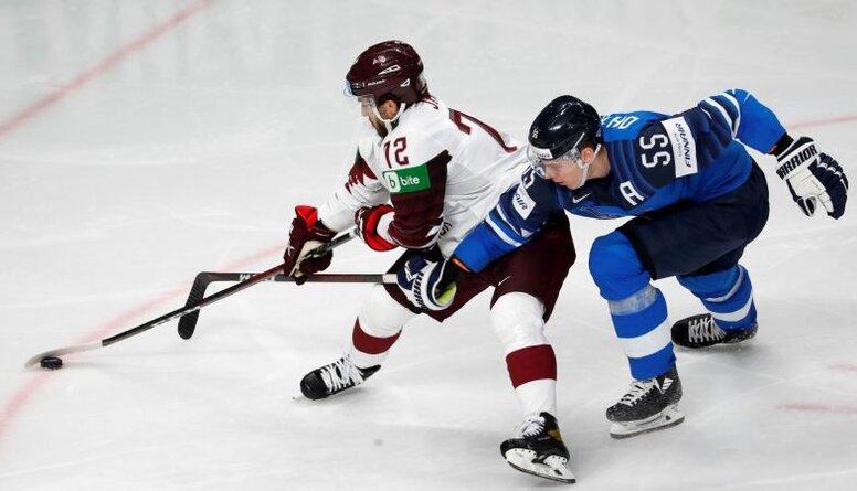 Spilgtākie momenti: Somija pret Latviju