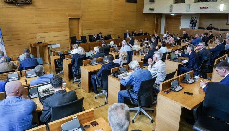 Putnis: Rīgas domes opozīcija ir pretrunīga un sašķelta