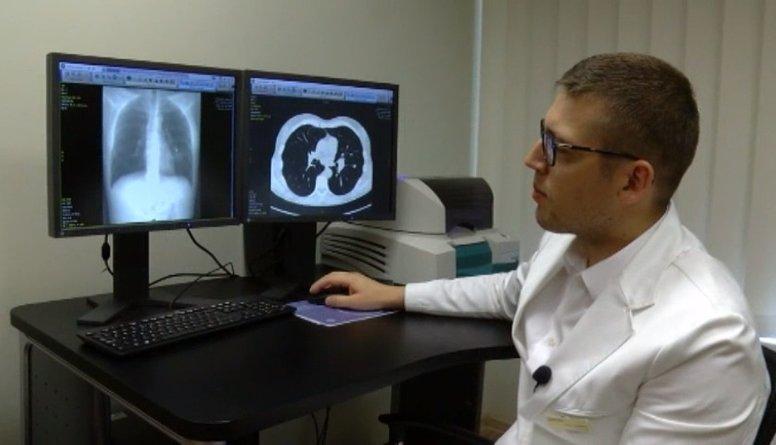 Noskaties, kā tiek veikta plaušu vēža diagnostika
