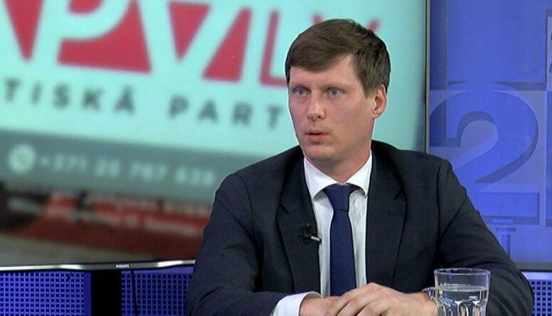 """""""KPV LV"""" nekad nav bijusi Kaimiņa partija, norāda Nemiro"""