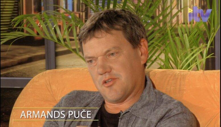 Kura ādā uz mirkli gribētu iemiesoties Armands Puče?