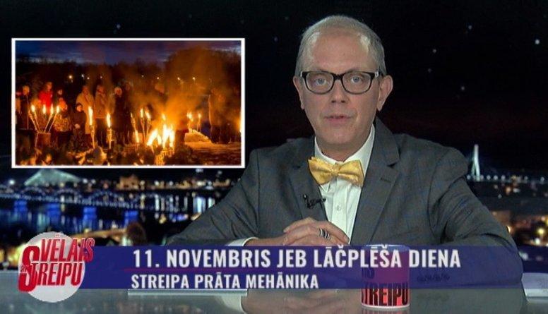 09.11.2018 Vēlais ar Streipu