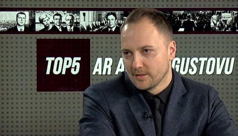"""""""KPV LV"""" un """"Saskaņa"""" balso par ekonomikas ministra demisiju. Komentē Ģirģens"""