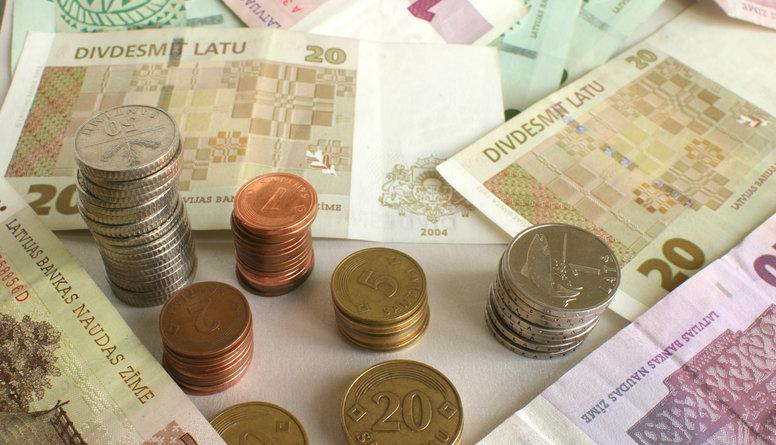 No apgrozības izņemti 146,7 miljoni monētu un 47 miljoni latu banknošu