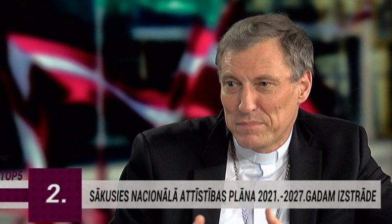 Valsts vērtības zaudējušas mugurkaulu, pauž Stankevičs