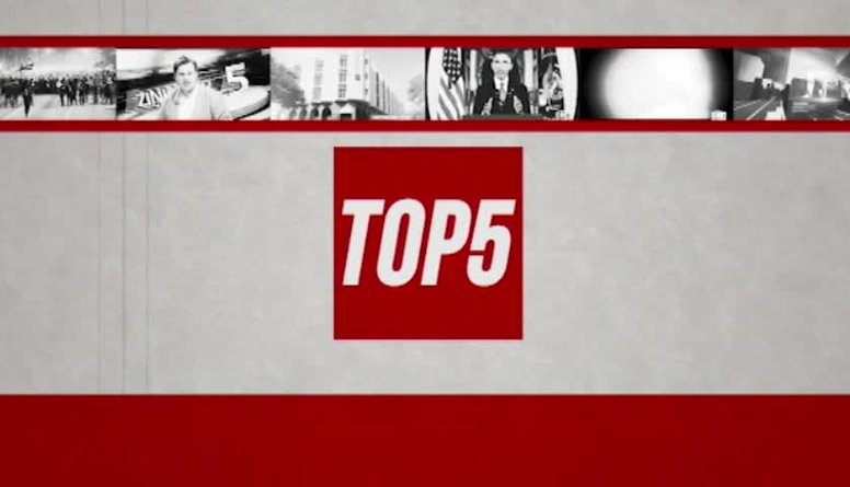 15.02.2017 Ziņu top 5