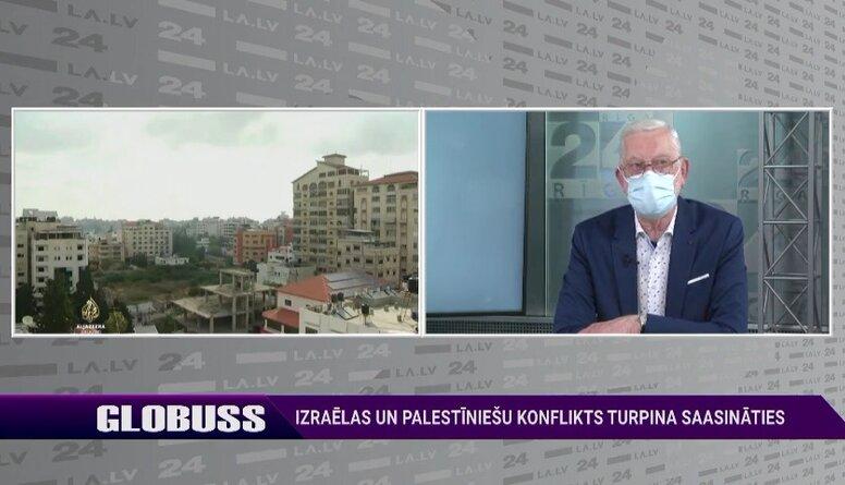 """Taivāns: """"Hamas"""" ir ieinteresēti karadarbībā, bet citās lietās ne"""