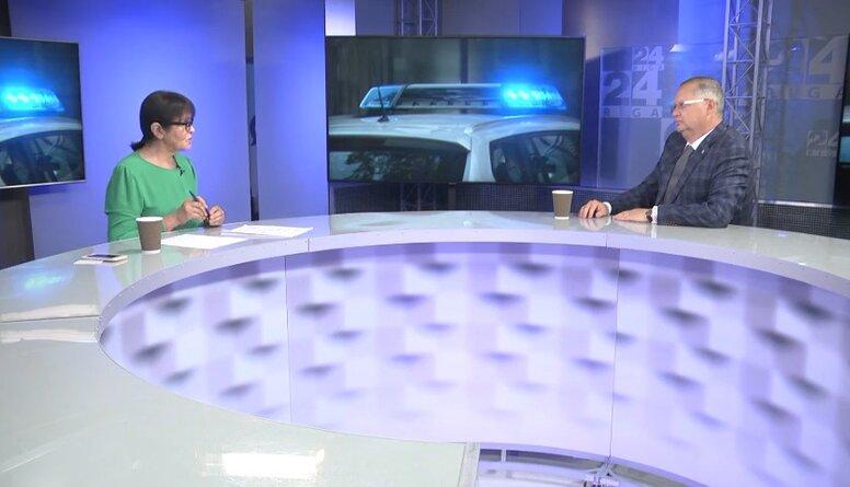 Mārtiņš Krieķis par P. Rebenoka slepkavības lietas izmeklēšanas gaitu
