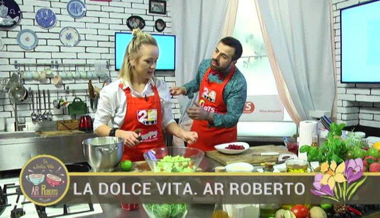 02.03.2017 La Dolce Vita. Ar Roberto 2. daļa