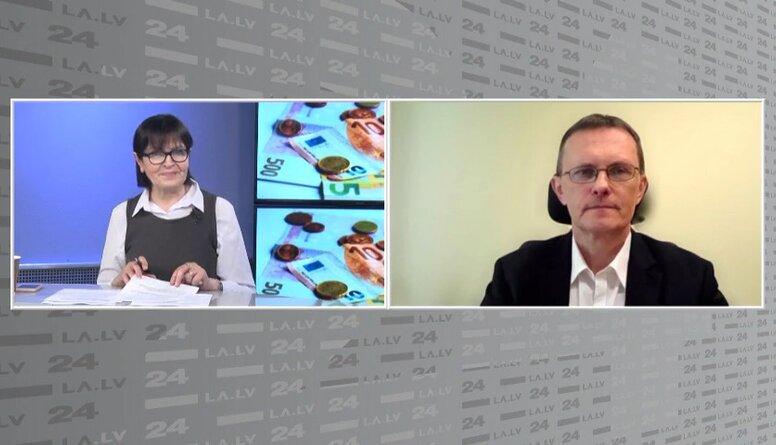 Andris Vilks par ēnu ekonomikas apkarošu Latvijā