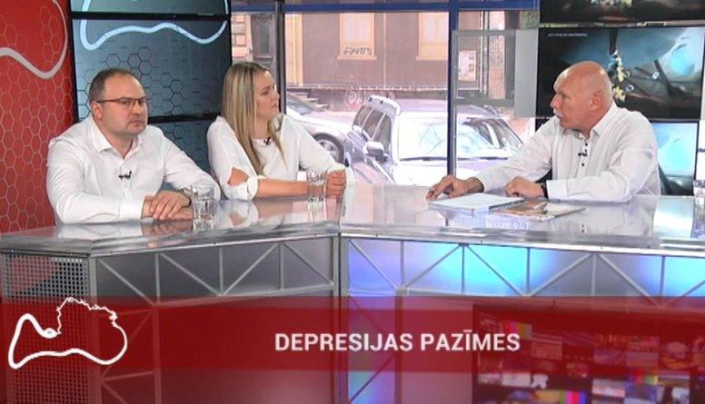 Kā atpazīt depresijas simptonus?