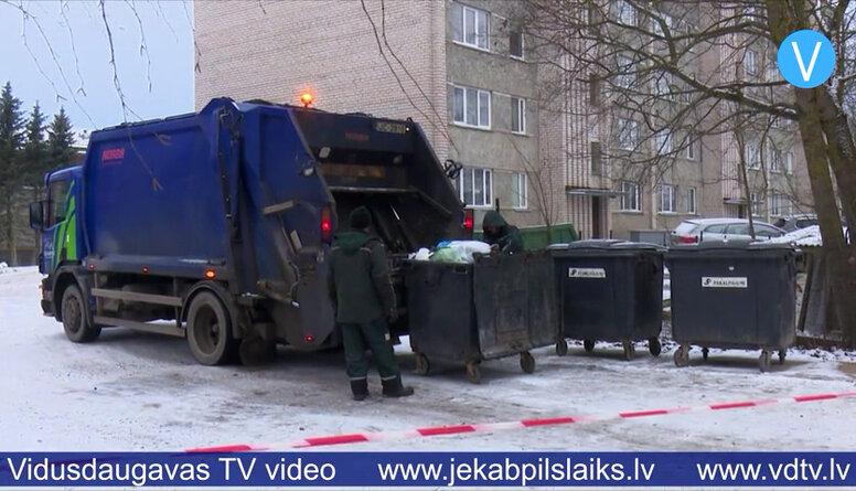 Jēkabpilī paaugstinās sadzīves atkritumu apsaimniekošanas tarifs