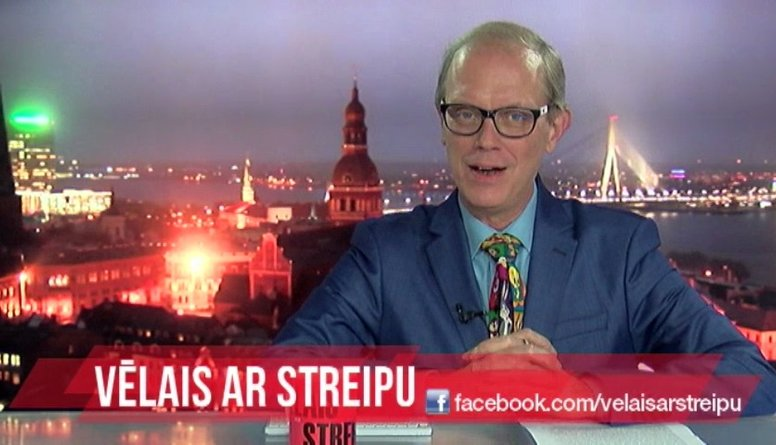 11.05.2018 Vēlais ar Streipu