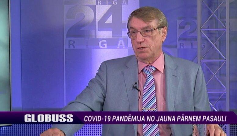 Ivara Kalviņa ieteikumi valdībai sabiedrības drošības nodrošināšanai Covid-19 pandēmijas laikā