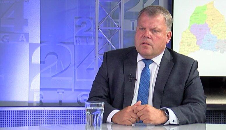Kaminskis: Vienojāmies ar VARAM līdz oktobrim pašvaldībām piešķirt papildus līdzekļus
