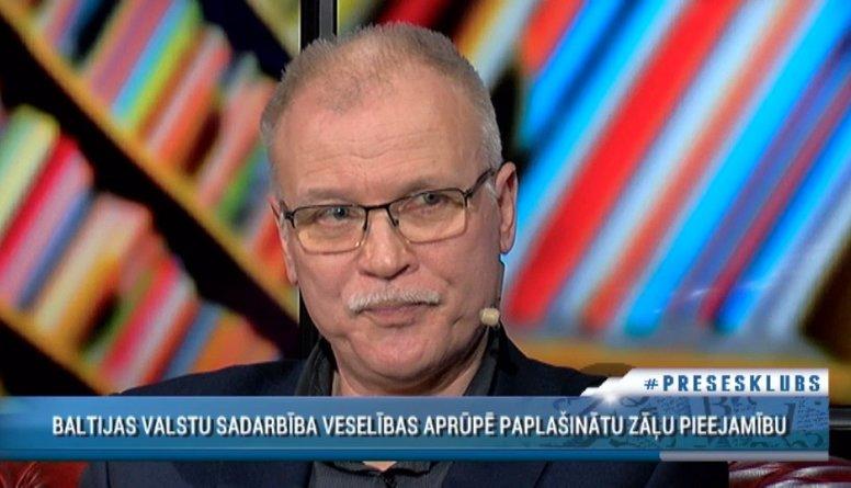 Keris: Baltijas valstu vienotību veselības aprūpē ir mīts