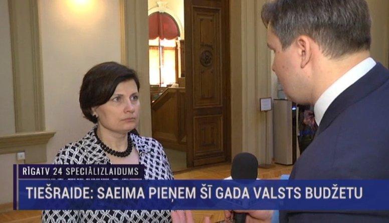 Speciālizlaidums: Saeima lemj par 2019. gada valsts budžetu 3. daļa