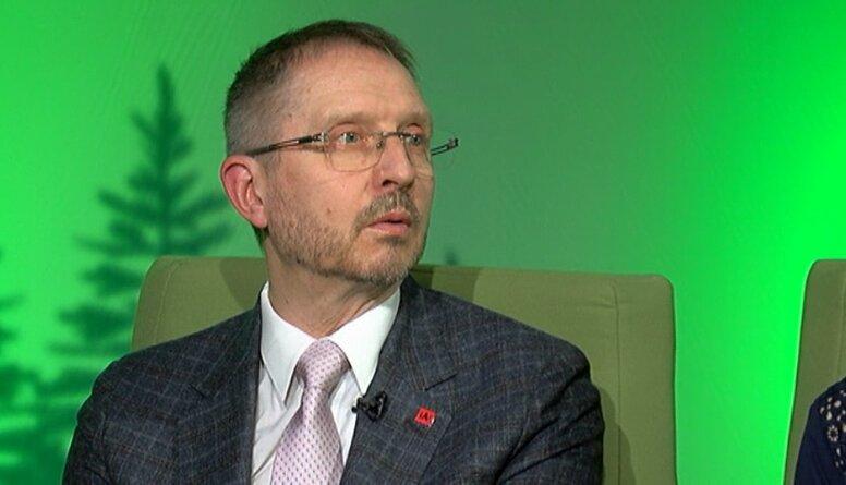 Bergs: Nodokļiem nav jāstimulē itin nekāds  ellē ratā eksports!
